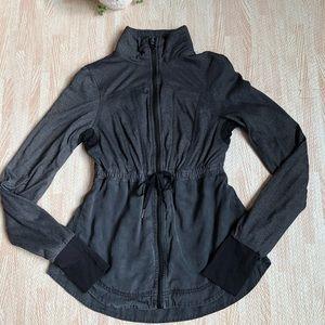 Lululemon Reversible Inner Peace Jacket, *Flaw